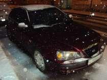 автомобиль Hyundai Elantra, в Нижнем Новгороде