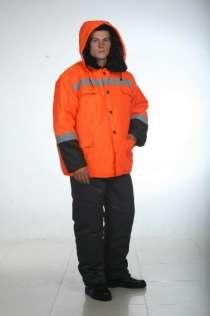 Куртка зимняя «ДОРОЖНИК» от компании «Фа, в Новосибирске