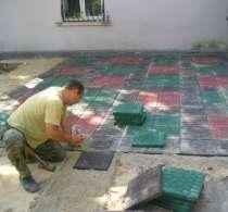 Укладка тротуарной плитки, в Сочи