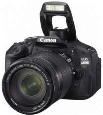 Продам Canon EOS 600D Kit 18-135 IS, в Новосибирске
