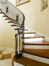 Ограждения кованые, лестницы, в Коломне