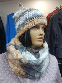 Шапка и шарф-снуд, в г.Симферополь