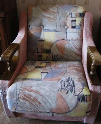 Продам два кресла, не раскладные, б/у