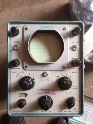Испытатель кабельных линий Р5-5