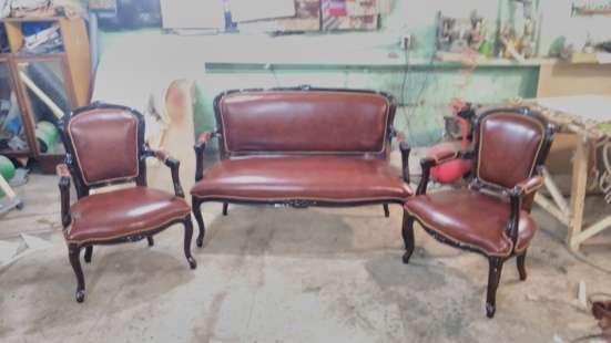 Реставрация, ремонт и изготовление мягкой мебели