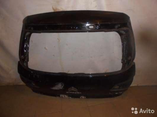 Крышка багажника Ситроен С4
