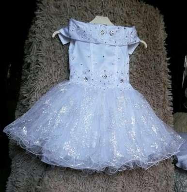 Новогоднее платье для девочки 2-6 лет в Москве Фото 5
