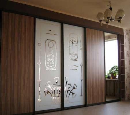 Изготовление раздвижных дверей для шкафов - купе в г. Северодонецк Фото 1