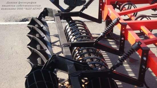 Культиватор сплошной обработки КСО 8 прицепной складной в Краснодаре Фото 1