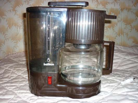 Кофеварка немецкая