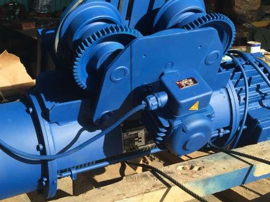 Таль электрическая болгарская T10512 г/п-3,2Т 6М