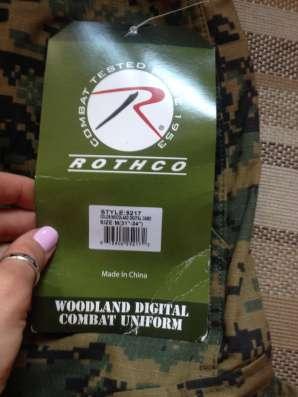 Брюки армейские новые ROTHCO