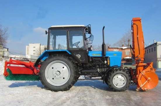 Снегоочиститель шнекороторный навесной су-2.1