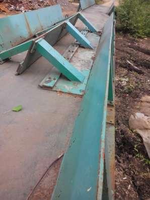 Продам питатель транспортер длинна12,5 ширина800 новый в Рязани Фото 1