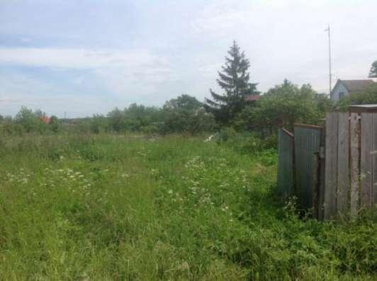 10 соток в деревне Бобры, Можайский район, 147 км от МКАД по Минскому шоссе.