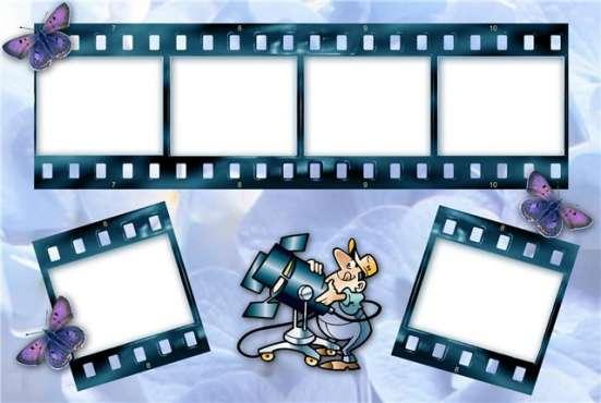 Видеомонтаж, фото-шоу, стерео-видео