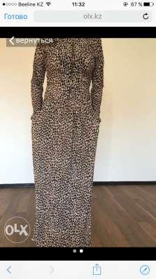 Платье тигровое в г. Астана Фото 1