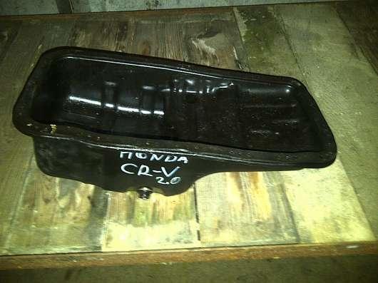 Honda CRV-1 поддон масляный двигателя