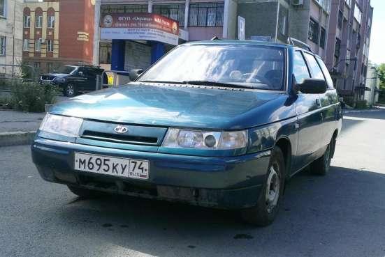 Продам ВАЗ 2111, универсал, 2000г