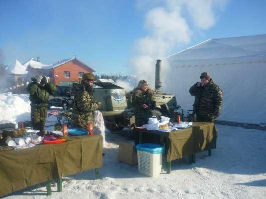 Аренда полевой кухни, обслуживание мероприятий в Москве Фото 2