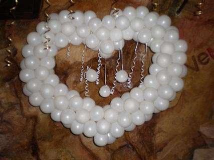 Оформление шарами свадеб. Недорогое и очень красивое оформление шарами.