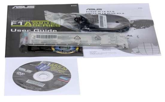 Продаю новую материнскую плату Asus F1 A55-M LE LGA FM1