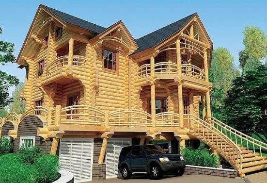 Средства защиты и ухода для деревянных домов