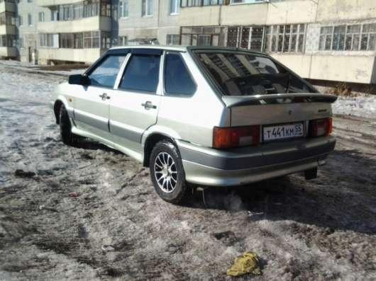 2114 в аренду с последующим выкупом в Омске Фото 4