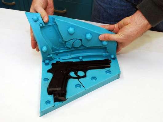 Изготовление форм из силикона по вашему образцу