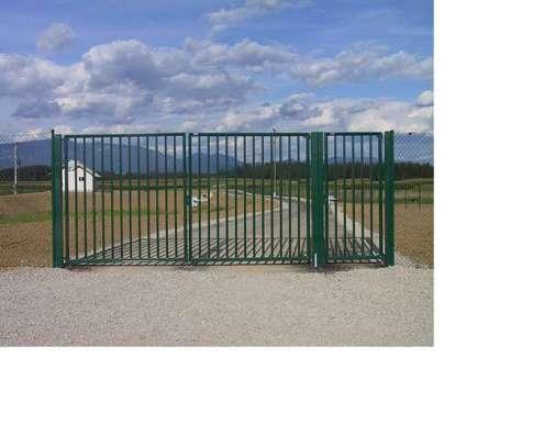 Ворота и калитки в Саранске Фото 1
