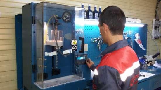 Ремонт дизельной топливной аппаратуры.