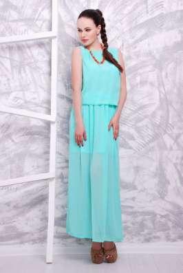 Шифоновое платье в пол 200грн, свитер- 125 грн