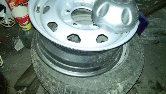 Диски на Toyota Carina E