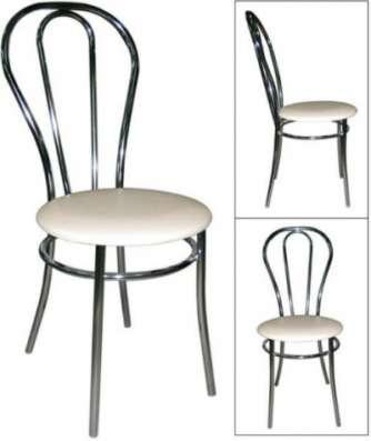 Столы и стулья металлические