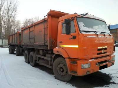 самосвал КАМАЗ 4528-10