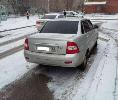 автомобиль ВАЗ 2170 Priora, цена 236 000 руб.,в Тольятти Фото 4