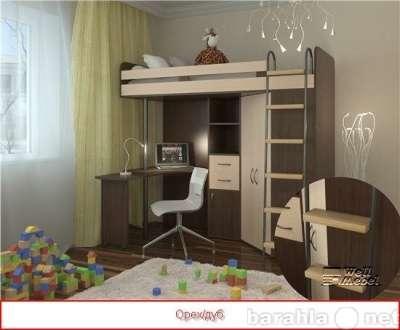 кровать чердак м 85 (Орбита1) в Москве Фото 1