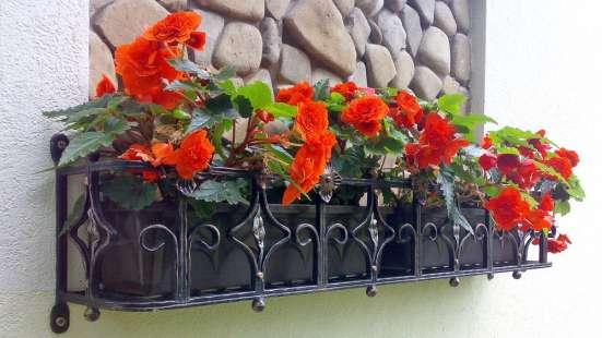 Цветочницы, подставки для цветов