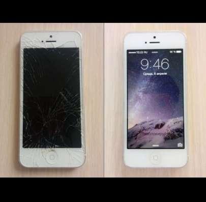 Ремонт экрана iPhone 5 5s 5c