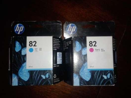 Картридж HP C4911A, Картридж HP C4912A