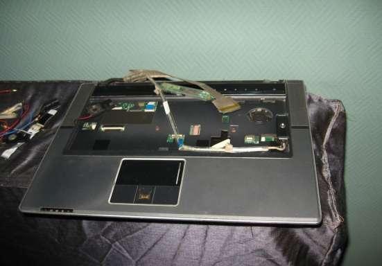 Мат плата и другие запчасти ноутбука Asus V1S