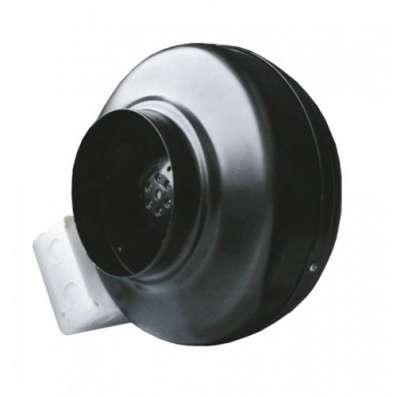 Канальные вентиляторы круглые