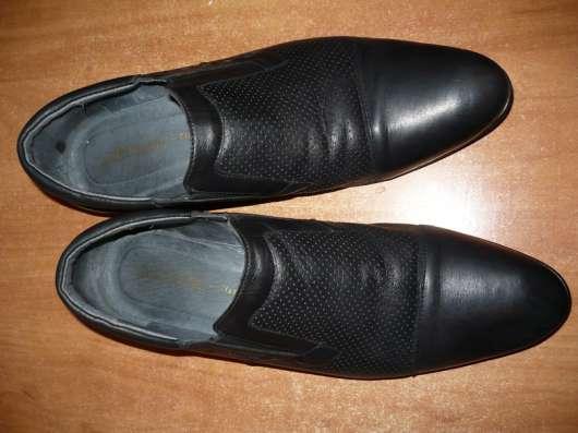 Продаю мужские осенние туфли пр-во Белоруссия