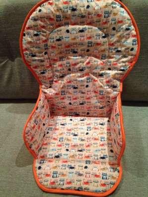 Чехлы на стульчик для кормления Chicco Polly в Москве Фото 1