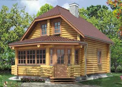 Построим дом, баню, гараж