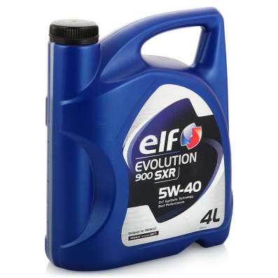 Масло трансмиссионное ELF Tranself NFJ GL-4+ 75W80 синтетика