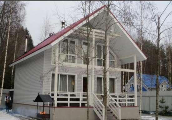 Дом 120 м2 на участке 8 сот
