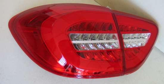 Тюнинг фонари задняя оптика Renault Captur в г. Запорожье Фото 5