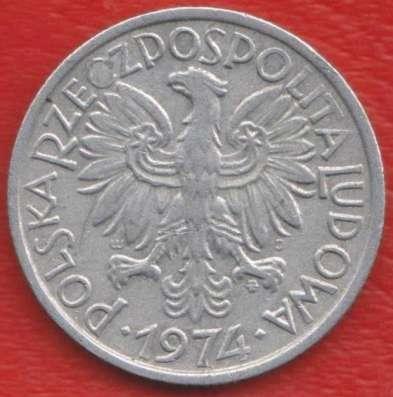 Польша 2 злотых 1974 г. №1 в Орле Фото 1