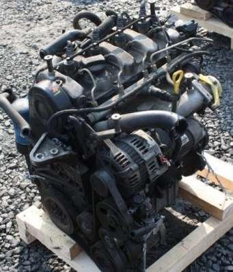 Продам двигатель D4EA в сборе с навесным Euro 4 KIA Sportage